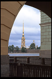 Peter and Paul Fortress. Click to enlarge (512*768)